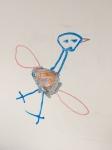 Ezra bird - Anna Sims Bartel